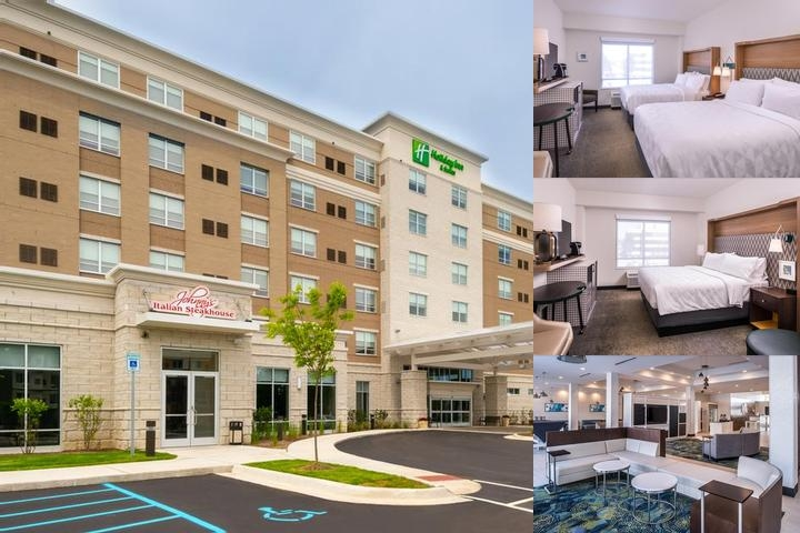 Holiday Inn Detroit Livonia Conference Center photo collage