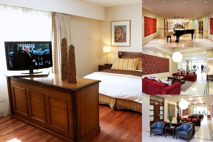 Argenta Tower Hotel & Suites photo collage