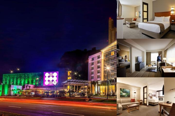 Hyatt Place Bayamon photo collage