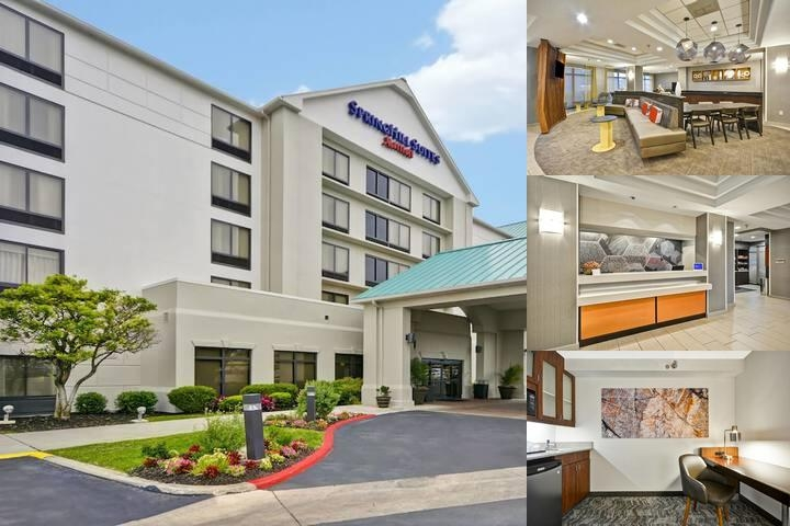 Springhill Suites San Antonio Medical Center Nw photo collage