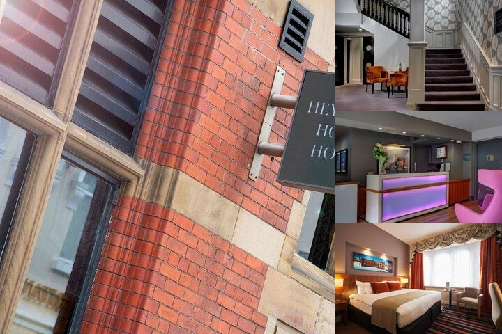 Heywood House Hotel photo collage
