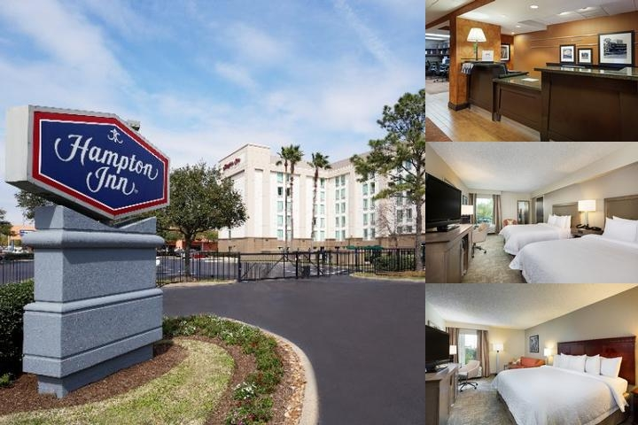 Hampton Inn Houston Near The Galleria photo collage