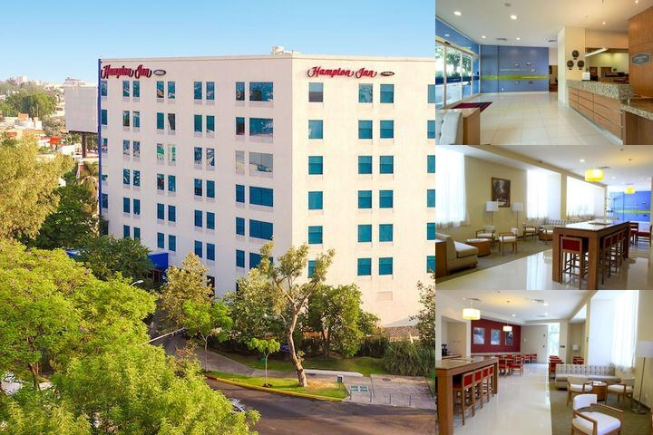 Hampton Inn by Hilton Guadalajara / Expo photo collage