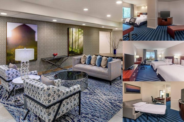 Fairfield Inn & Suites by Marriott Lancaster photo collage