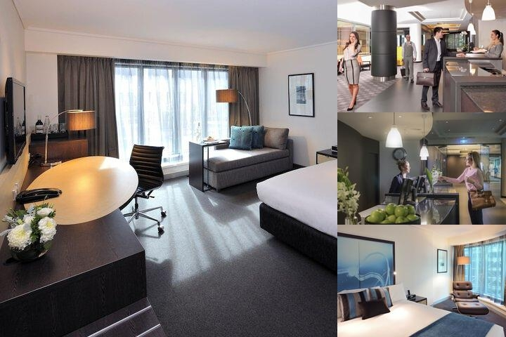 Novotel Melbourne on Collins photo collage