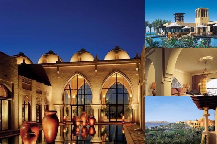 One & Only Royal Mirage photo collage