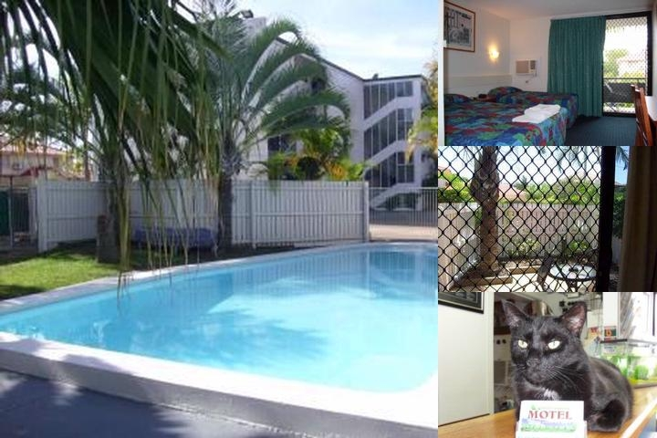 Queensland Motel photo collage