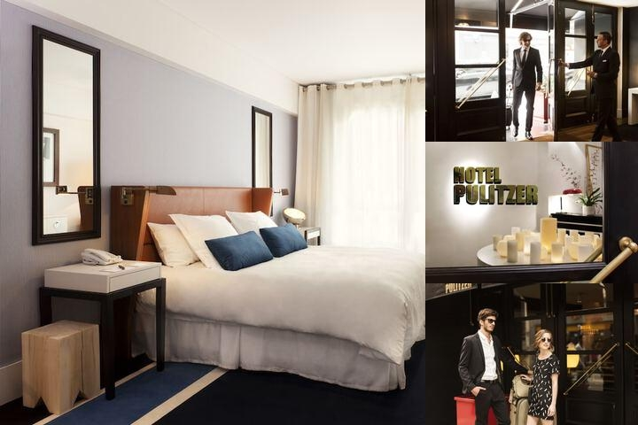 Hotel Pulitzer Buenos Aires photo collage