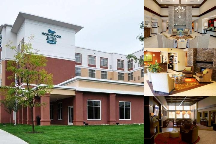 Homewood Suites Warrington photo collage
