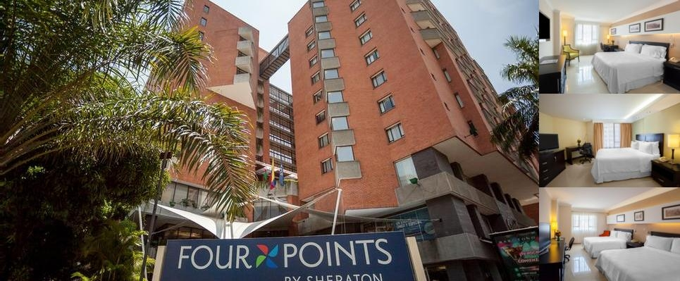 Four Points by Sheraton Cali photo collage