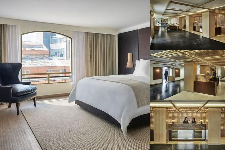 Four Seasons Hotel Bogota photo collage