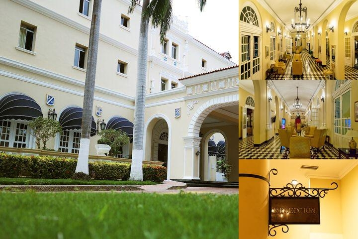 Hotel El Prado photo collage
