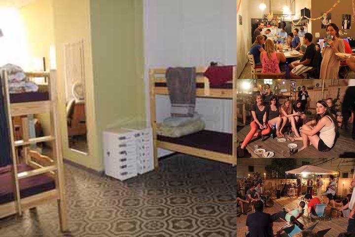 Chefhostel Montefiore photo collage