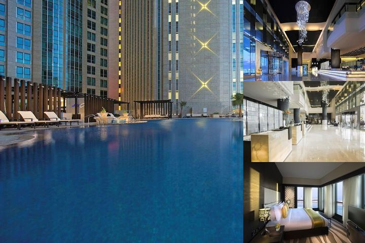Sofitel Abu Dhabi Corniche photo collage