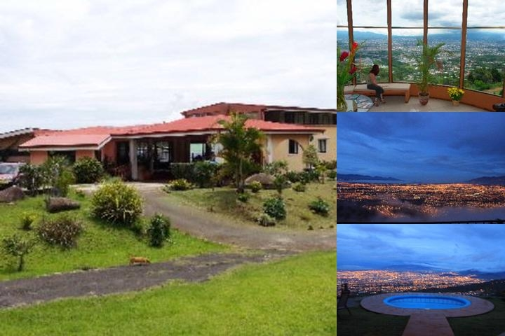 Hotel Paradise Costa Rica photo collage