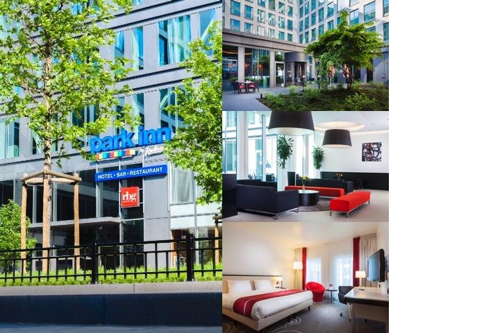 Park Inn by Radisson Brussels Midi photo collage