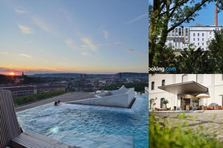 B2 Boutique Hotel + Spa photo collage