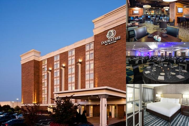 Doubletree Hotel Wilmington photo collage