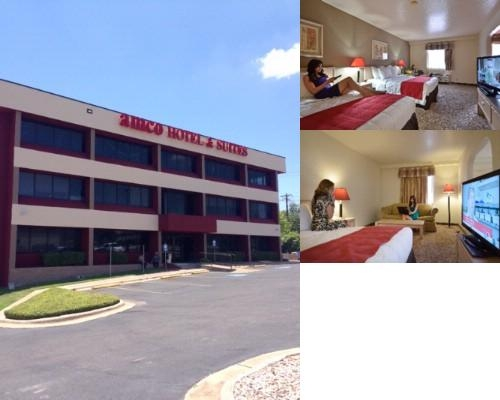 Amco Hotel & Suites photo collage