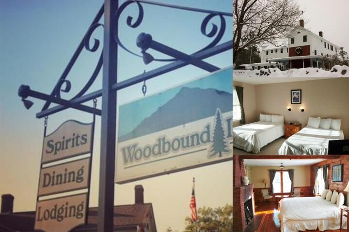Woodbound Inn photo collage
