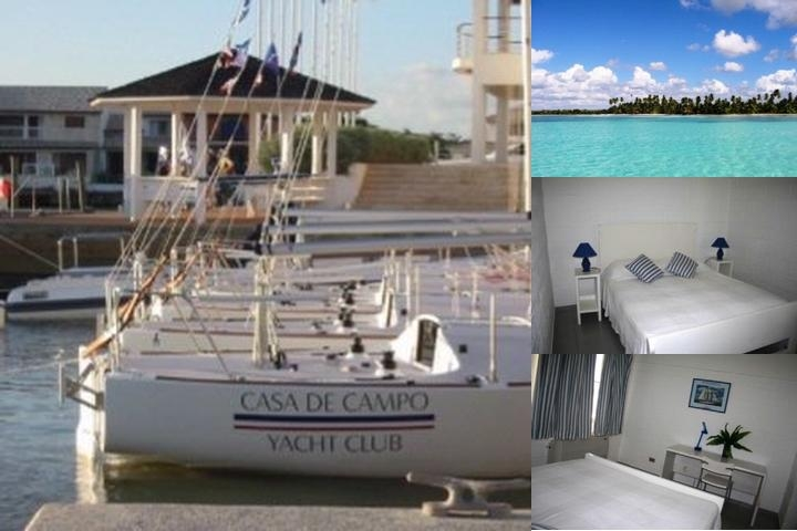 Casa De Campo Sailing House photo collage
