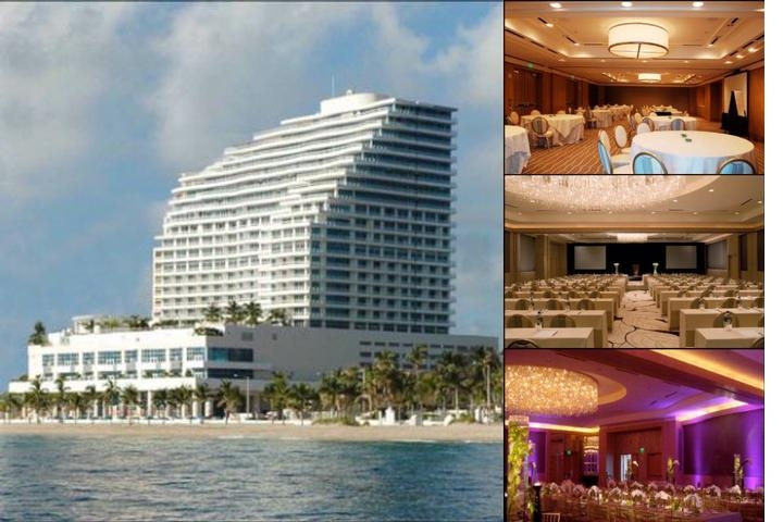 The Ritz Carlton Fort Lauderdale photo collage