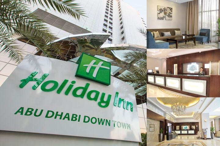 Holiday Inn Abu Dhabi Downtown photo collage