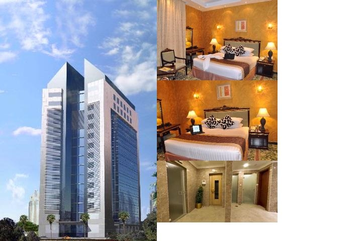 Comfort Inn Hotel Apartments photo collage