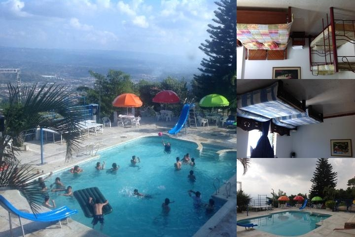 Hotel San Sebastia Campestre photo collage