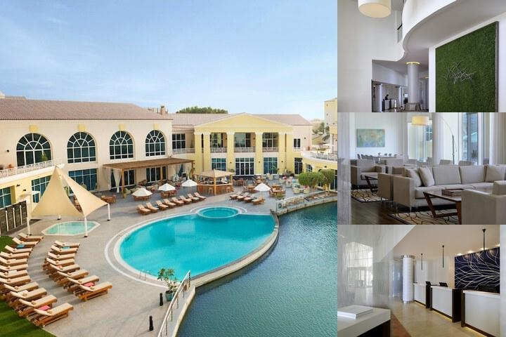 Courtyard by Marriott Dubai Green Community photo collage