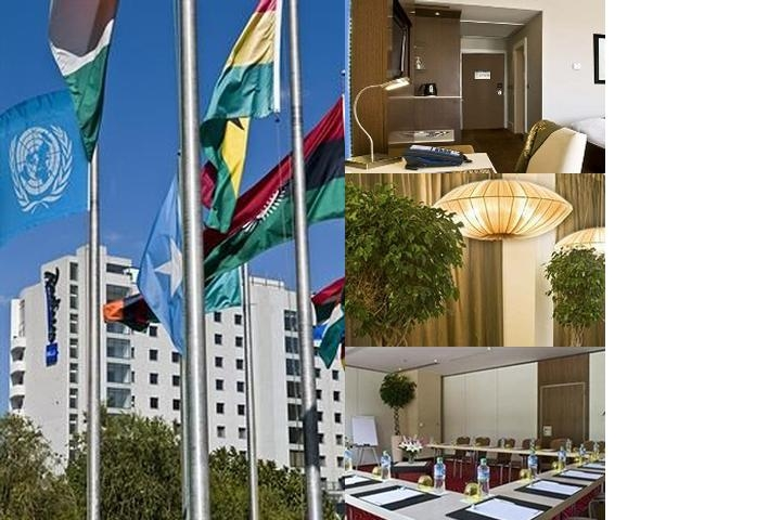Radisson Blu Hotel Addis Ababa photo collage