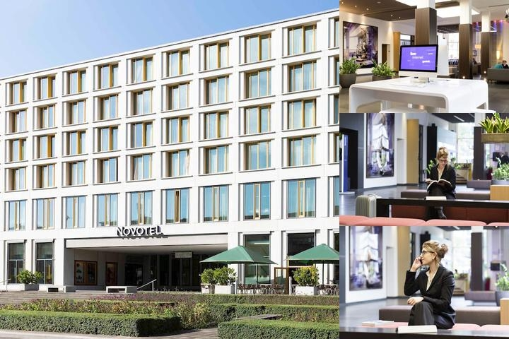 Novotel Karlsruhe City photo collage
