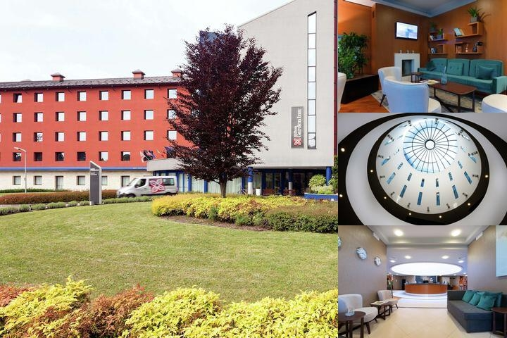 Hilton Garden Inn Milan Malpensa photo collage