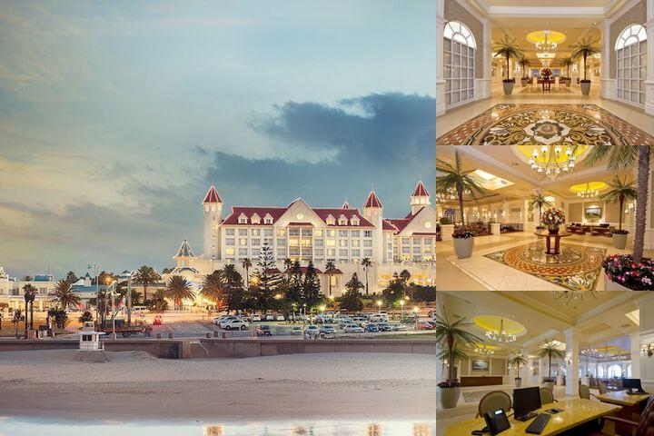 The Boardwalk Hotel photo collage