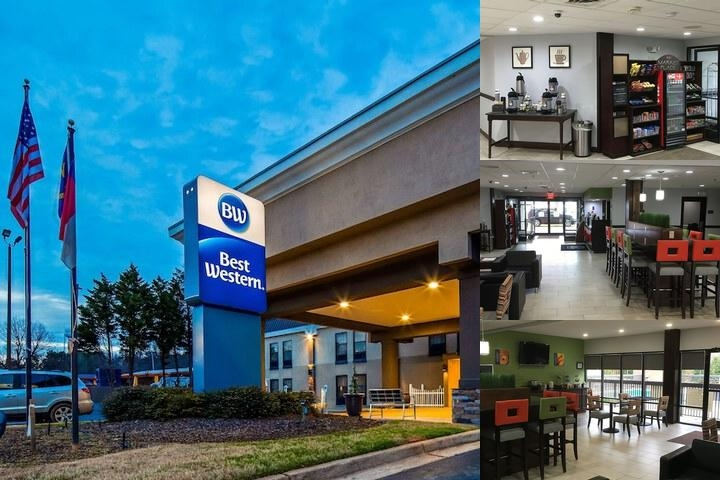 Best Western Albemarle Inn photo collage