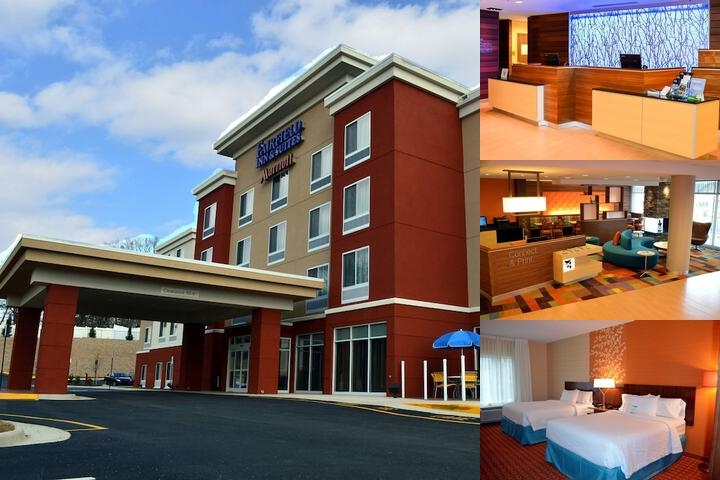 Fairfield Inn & Suites Quantico Stafford photo collage