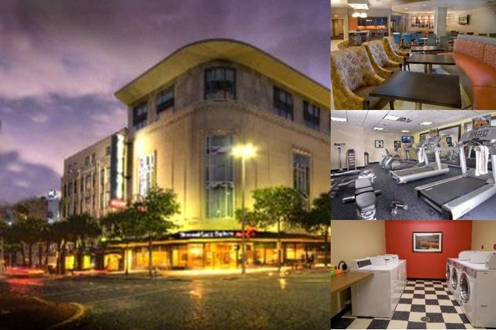 Towneplace Suites by Marriott Downtown photo collage