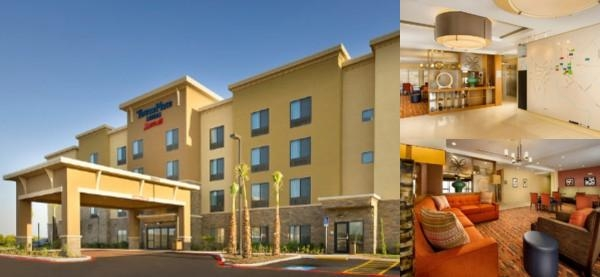 Towneplace Suites by Marriott Eagle Pass photo collage