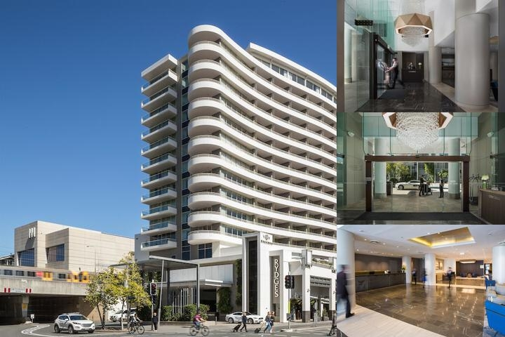 Rydges South Bank Brisbane photo collage