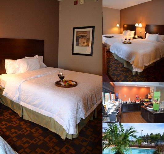 Hampton Inn Mobile N Saraland photo collage