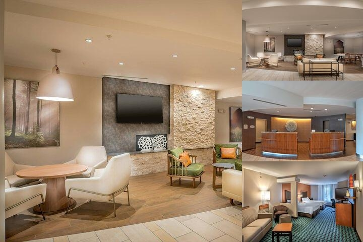 Fairfield Inn & Suites by Marriott New Braunfels photo collage