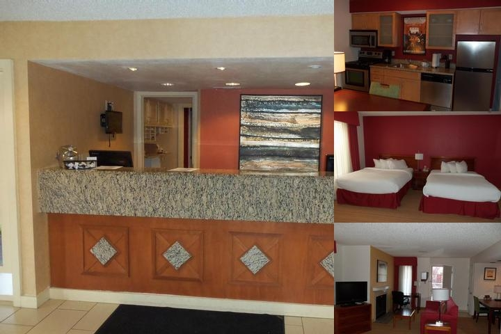 Residence Inn Lubbock photo collage