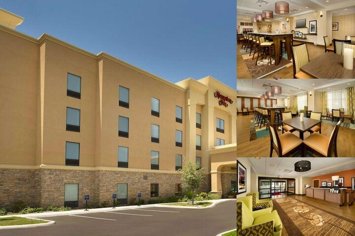 Hampton Inn Uvalde photo collage
