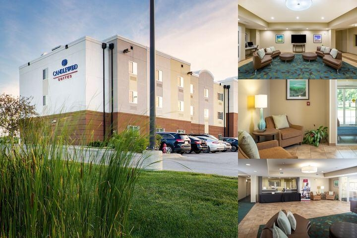 Candlewood Suites Bellevue photo collage
