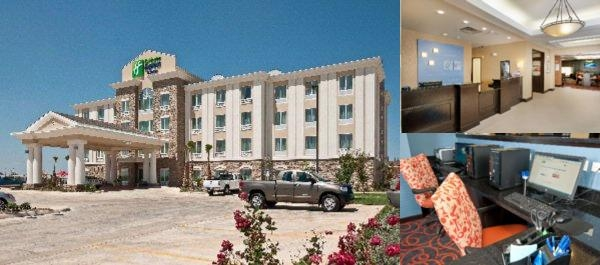 Holiday Inn Express Hotel & Suites Pearsall photo collage