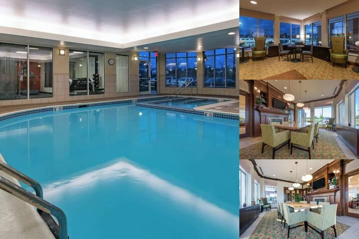 Hilton Garden Inn Devens Common photo collage