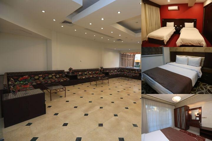 Monte Cairo Serviced Apartments photo collage