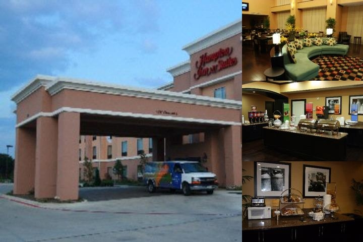 Hampton Inn & Suites Fort Worth Fossil Creek photo collage