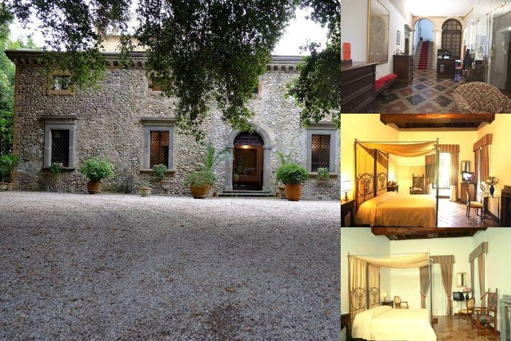 Hotel Villa Ciconia photo collage