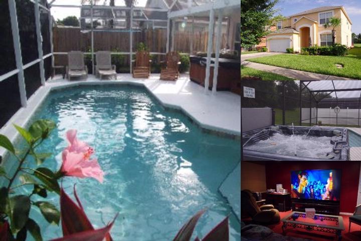 Loyalty Vacation Homes Kissimmee Fl 1577 Oak Hill Trail 34747